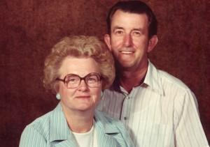 Jeanne & Jim Rose then