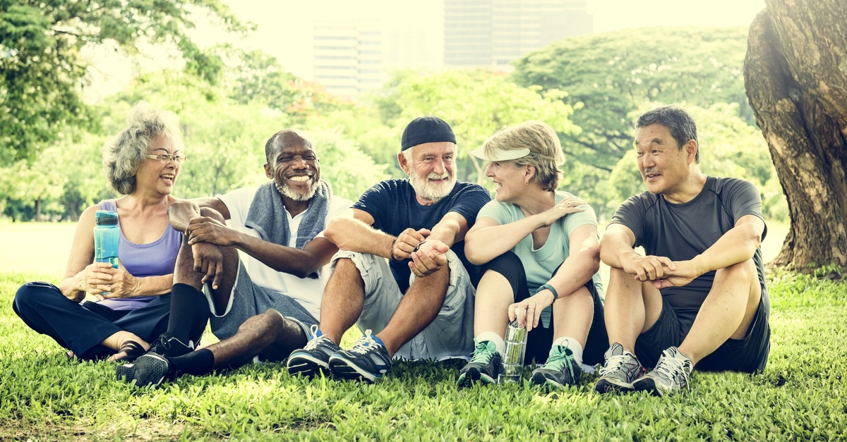 Senior Citizens, Senior Living