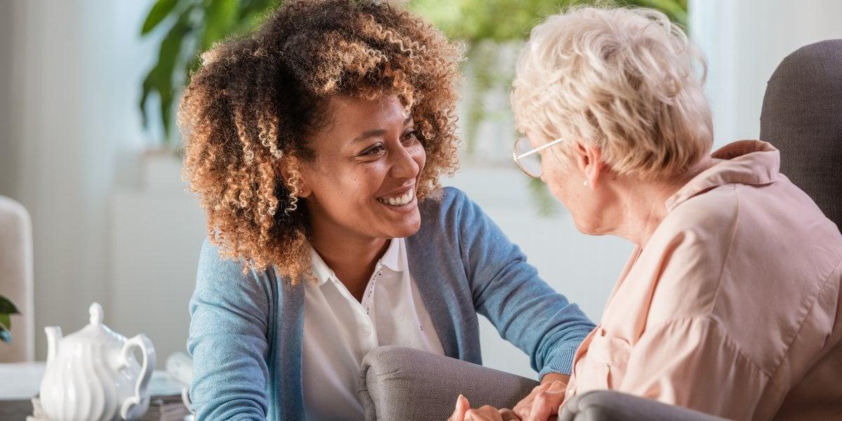 Senior caregiving