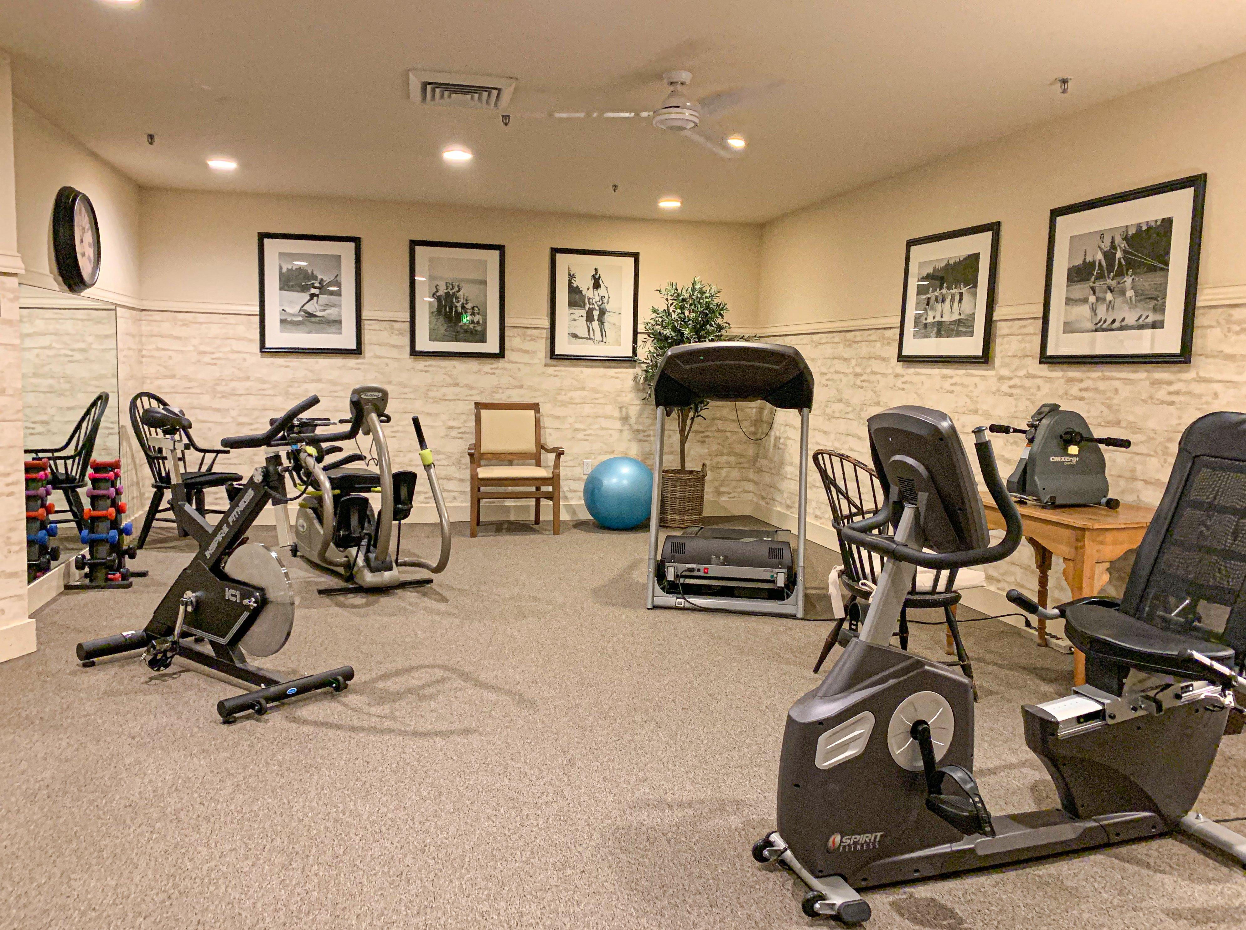 Weatherly Inn Fitness Center