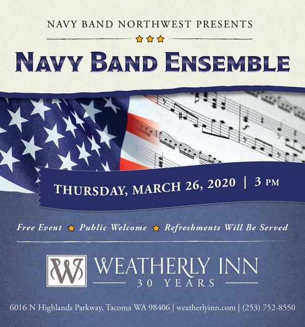 Navy Band Ensemble
