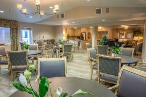 Tacoma dining room