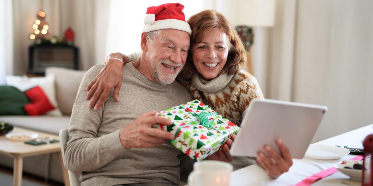 Christmas with seniors