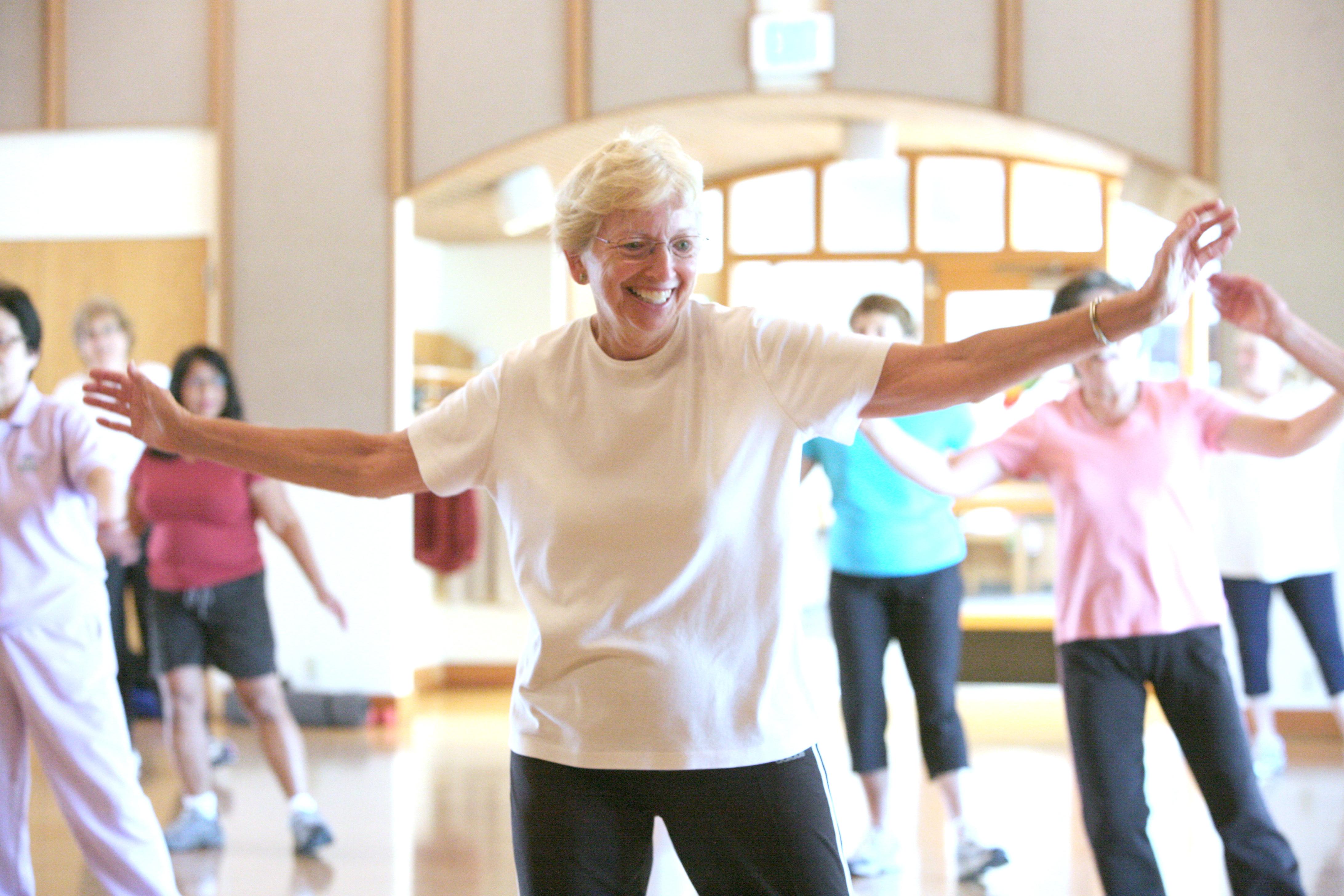 dance cardio for seniors
